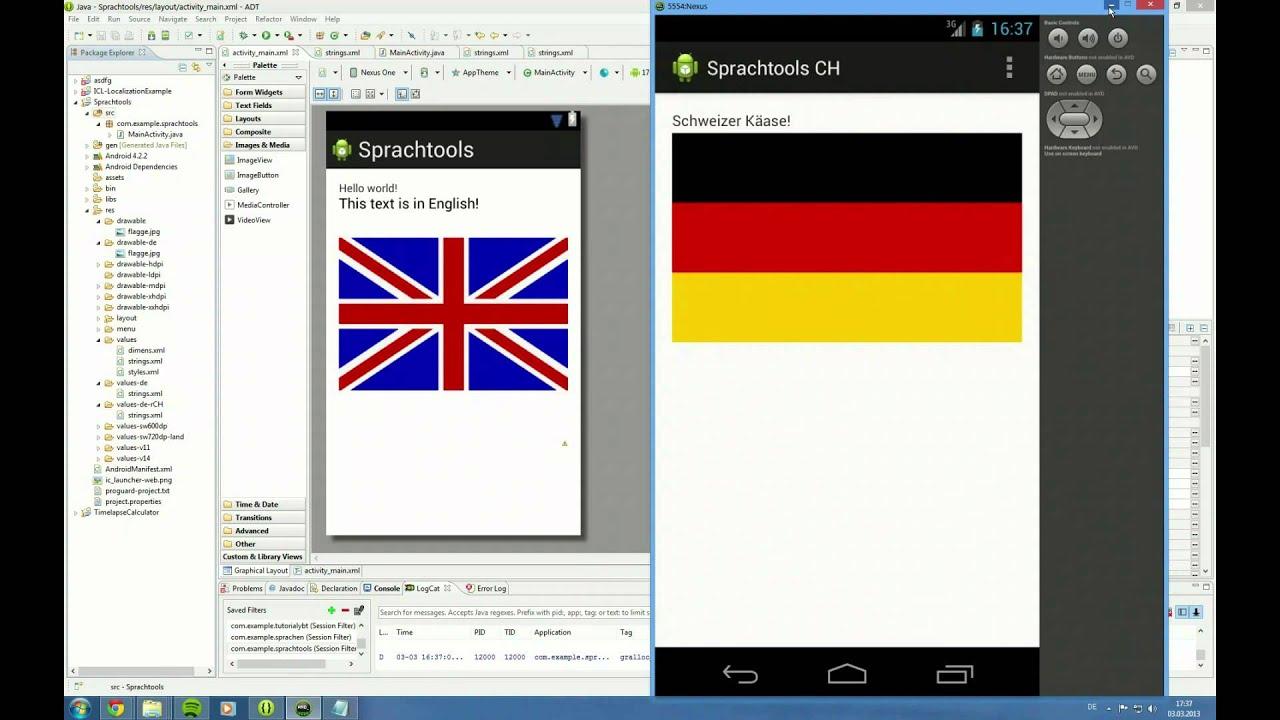 android apps mehrsprachig programmieren tutorial
