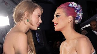 Katy Perry Details How She and Taylor Swift Became Besties Again