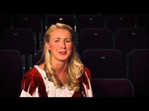 2015 – Cinderella – Newark – Meet the Cast – Katriona Perrett plays Cinderella