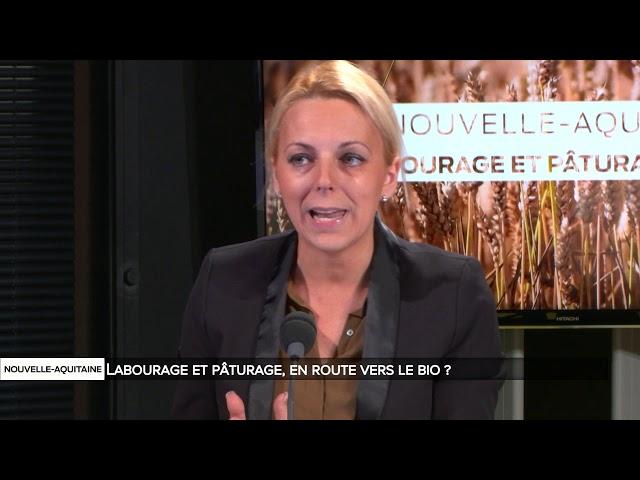 Nouvelle Aquitaine - Labourage et Pâturage sont...