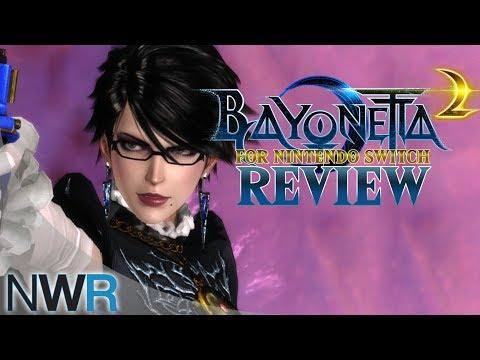 Bayonetta 2 (Switch) Review