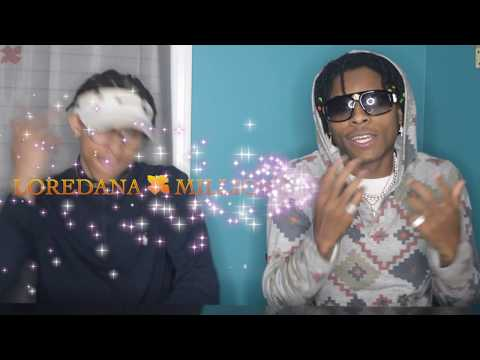 Loredana 💸 MILLIONDOLLAR$MILE 💸 REACTION W/FREESTYLE