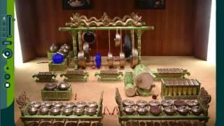 Sluku sluku bathok (slendro) at gamelan virtual (Jathilan version)