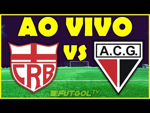 CRB 2x1 ATLÉTICO-GO | SÉRIE B | 34ª RODADA | 09/11/2019