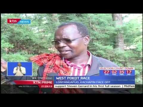 Battleground Pokot as Senator Lonyangapuo takes on Governor Kachapin