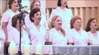Concerto Mariano 2008   'Ave Maria de Gounod', por Nonato Luís
