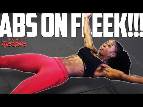 Intense Ab Routine For 6 Pack Abs