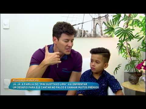"""Família De Vinne Vence Desafio E """"Mini Gusttavo Lima"""" é Lançado Para Todo O Brasil"""