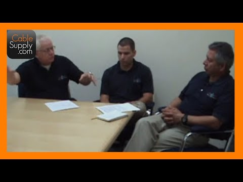 Data Cabling Technicians Q&A Roundtable Discussion, Part 2 of 4