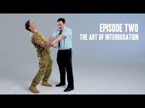 Secret Intelligence Agency Training Ep02 - The Art Of Interrogation