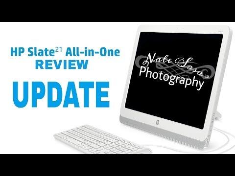HP Slate 21 UPDATE