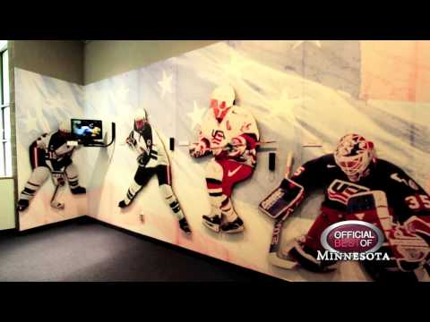 U.S. Hockey Hall Of Fame Museum - Best Sports Museum - Minnesota 2011