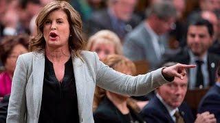 Trudeau and Ambrose clash over Alberta job cuts