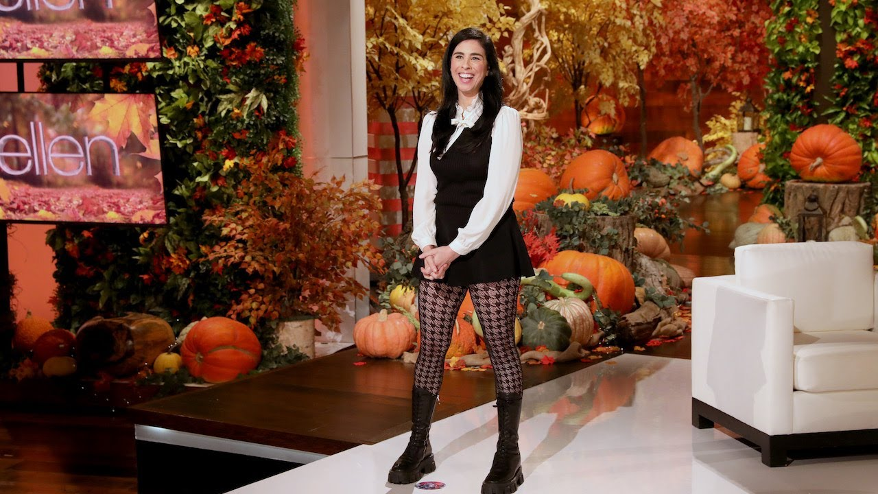 Download Daytime TV Host Sarah Silverman Tries to Clean Up Her Act
