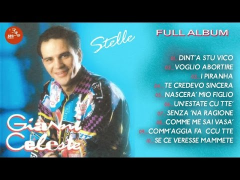 Gianni Celeste - Full Album - Stelle