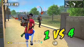 Very Hard Free Fire Solo Vs Squad Ajjubhai Gameplay