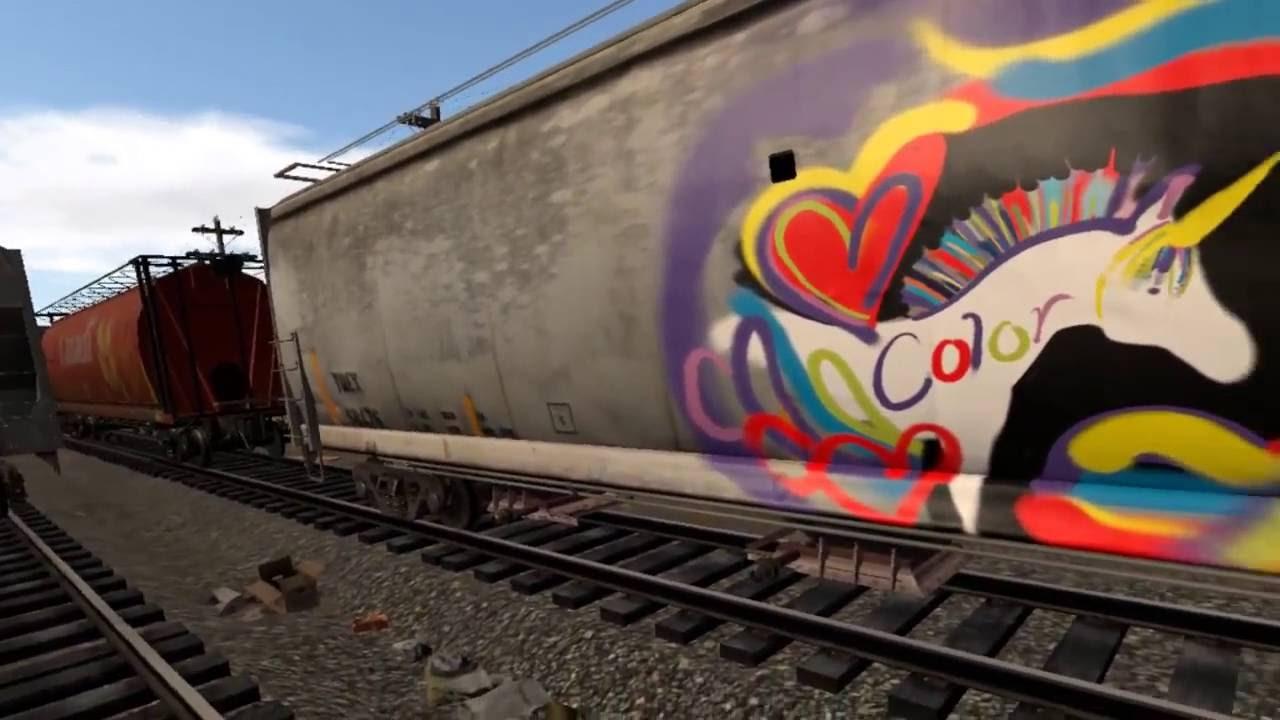 kingspray graffiti simulator first