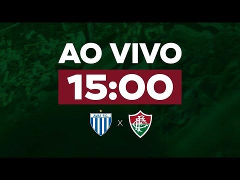 #FluTVLive - Avai x Fluminense