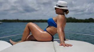 Island Fun on the Boat