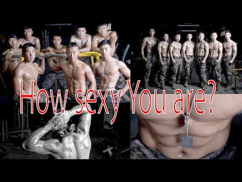 ROK Marine soldiers show off their muscles in promo pictorial  | Korean idols