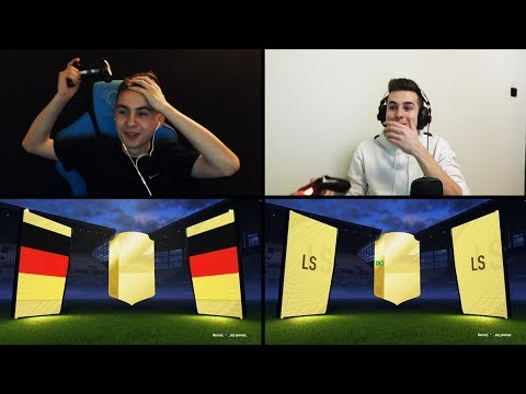 2x WALKOUT! PACK & PLAY vs ADRYAN!