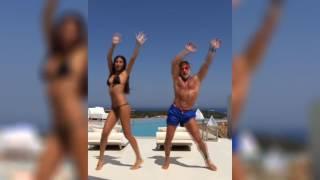 Итальянец 50-летний миллионер Джанлука Вакки(Gianluca Vacchi) танцует со своей женой(Gianluca Vacchi e Giorgia Gabriele - sexy dance gianlucavacchi - https://www.instagram.com/gianlucavacchi/ jogiorgiajo ..., 2016-07-31T15:13:08.000Z)