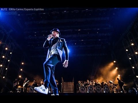 Justin Timberlake - Suit & Tie/Sexy Back...