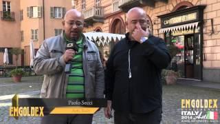 Emgoldex Italia. Conferenza Asti- Paolo e Stefano Secci, esperienza in Emgoldex