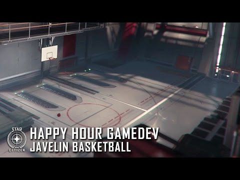 Happy Hour Gamedev: Javelin Basketball