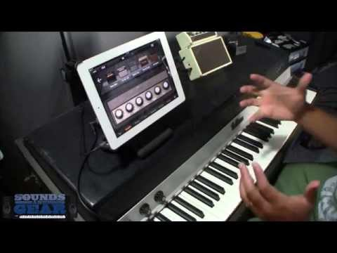 JamUp XT Pro Multi FX App Review with 1972 Fender Rhodes EP - SoundsAndGear.com