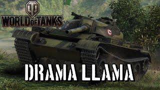 World of Tanks - Drama Llama