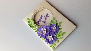 Beautiful Birthday Card Idea Diy Greeting Cards For Birthday.