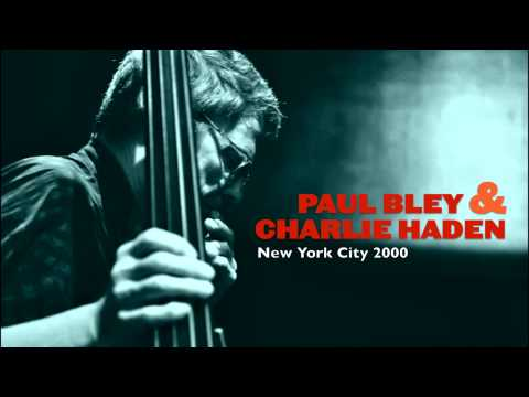 Paul Bley & Charlie Haden:  at Lincoln Center