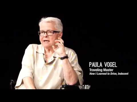 A Conversation with DGF Traveling Master Paula Vogel