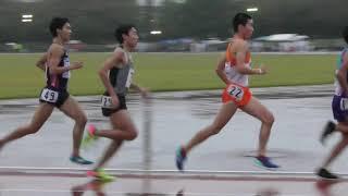 【頑張れ中大】平成国際大記録会5000m10組 吉田 2017.10.21