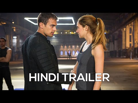 Divergent - Trailer HINDI DUBBED