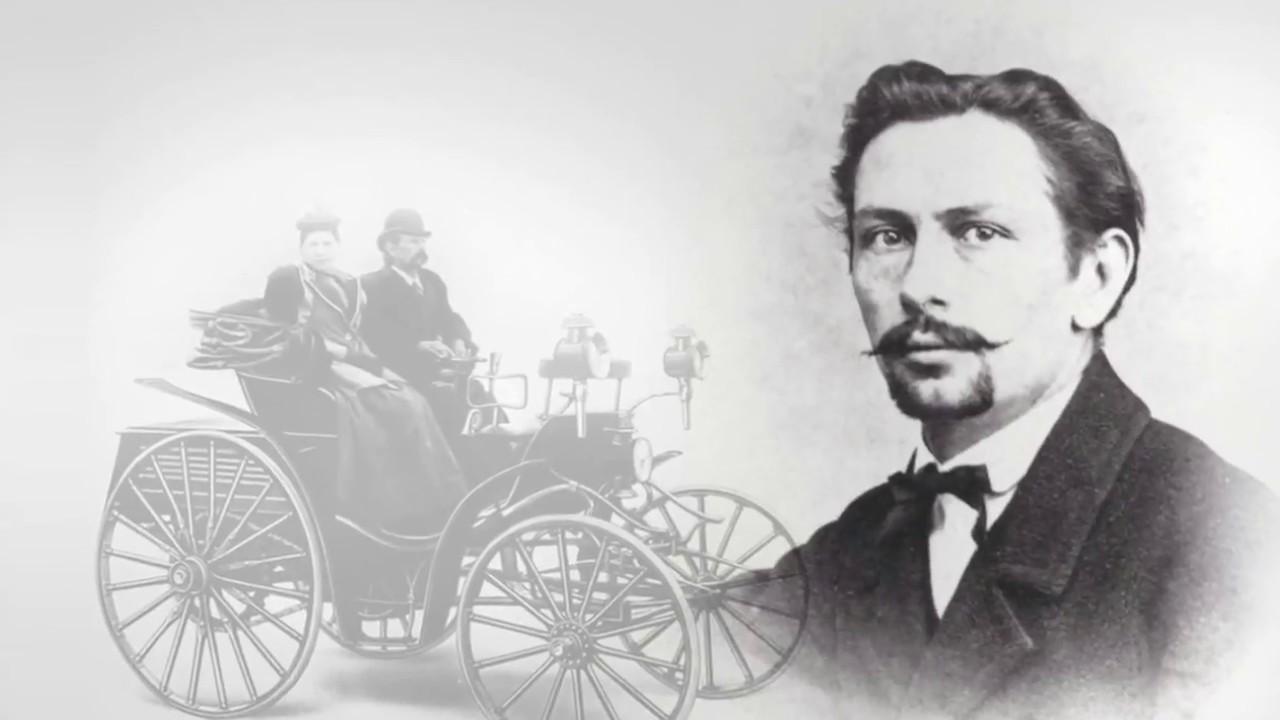 The world first car | Benz Patent Motorwagen | Karl benz - YouTube