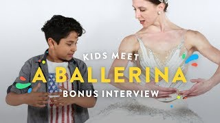 Baixar Kids Meet a Ballerina (Bonus Interview) | Kids Meet | HiHo Kids