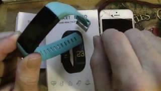 Fitness Tracker Watch - (Fit-bit knock off) Walmart