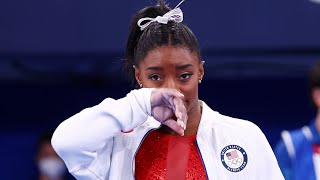 video: I admire Simone Biles, but sometimes taking the day off isn't the answer