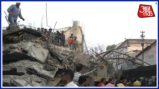Aaj Subah: Under-Construction Building Collapses In Kanpur, 7 killed