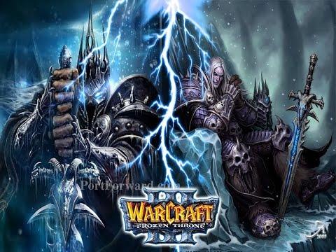 Топ 10 карт к Warcraft III