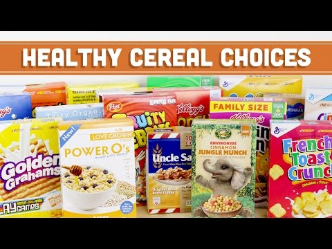 Healthy Breakfast Cereal Choices Best & Worst! Mind Over Munch