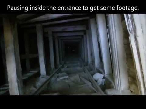 Underground in Randsburg, CA: Exploring More Abandoned Mines