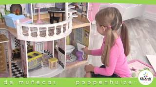 Kidkraft poppenhuizen
