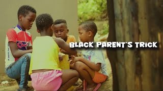 Luh and Uncle skits- Black Parent's Trick (MDM Sketch Comedy)