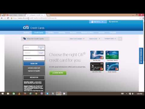 Citicards Online Login >> Citicard Login Citibank Login Problem Citibank Online