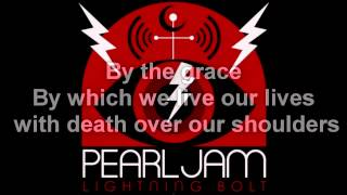 Copyright belongs to Pearl Jam and their copyrighted owners.