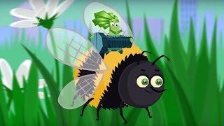 Фиксики - История вещей. Домашние животные (Паучок - Трейлер 2) / Fixiki - cartoon for kids