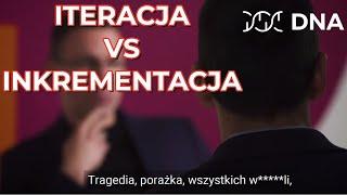 PatoDNA: Inkrementacja vs Iteracja by Jakub K. [DNA]
